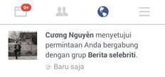 notifikasi penambahan grup ilegal