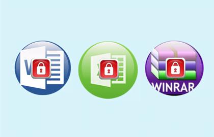 cara mengunci file penting
