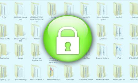 aplikasi pengunci folder