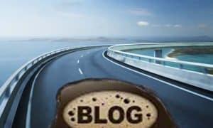 Blog yang kandas di tengah jalan