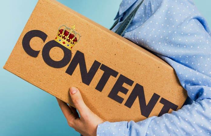Faktor Penyebab konten tidak memadai