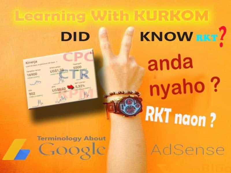 Mengenal RKT Google AdSense
