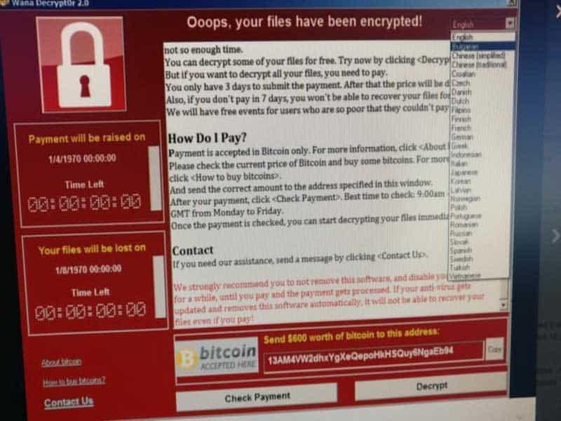 Cegah Virus Ransomware Wannacry