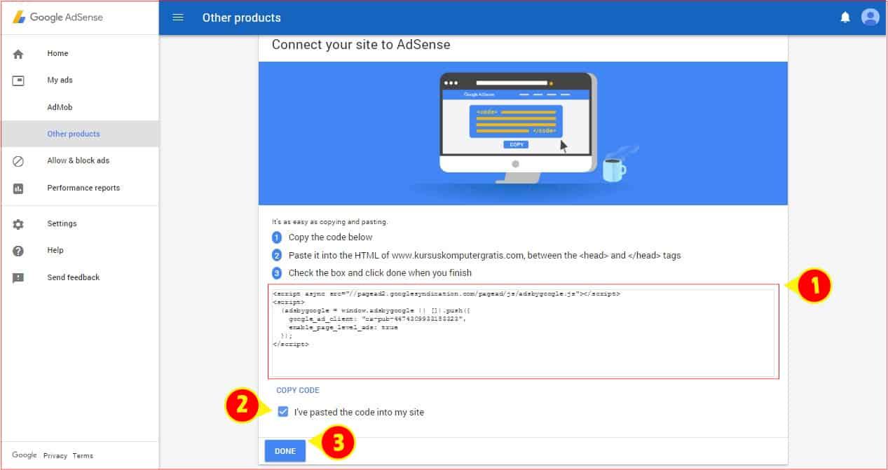 Kode penghubung situs dengan AdSense.jpg