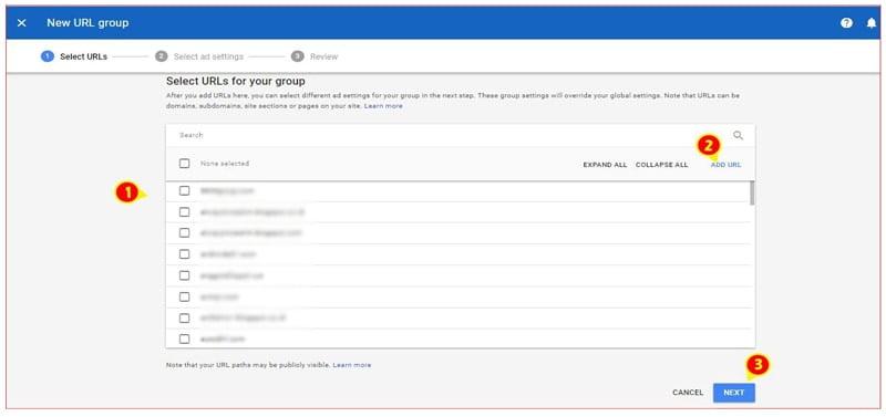 memilih URL penampil baner auto ads.jpg