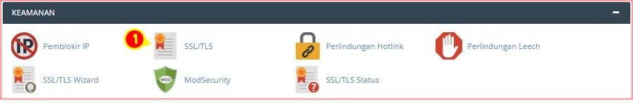 Pengaturan SSL pada WordPress