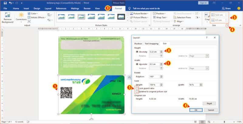 Tampilan Belakang dan Tampilan Depan Kartu BPJS Ketenagakerjaan.jpg