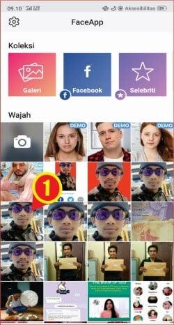 Memilih foto dengan FaceApp.jpg