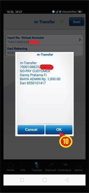 Informasi customer GoPay dan biaya transfer pada transaksi m-BCA.jpg