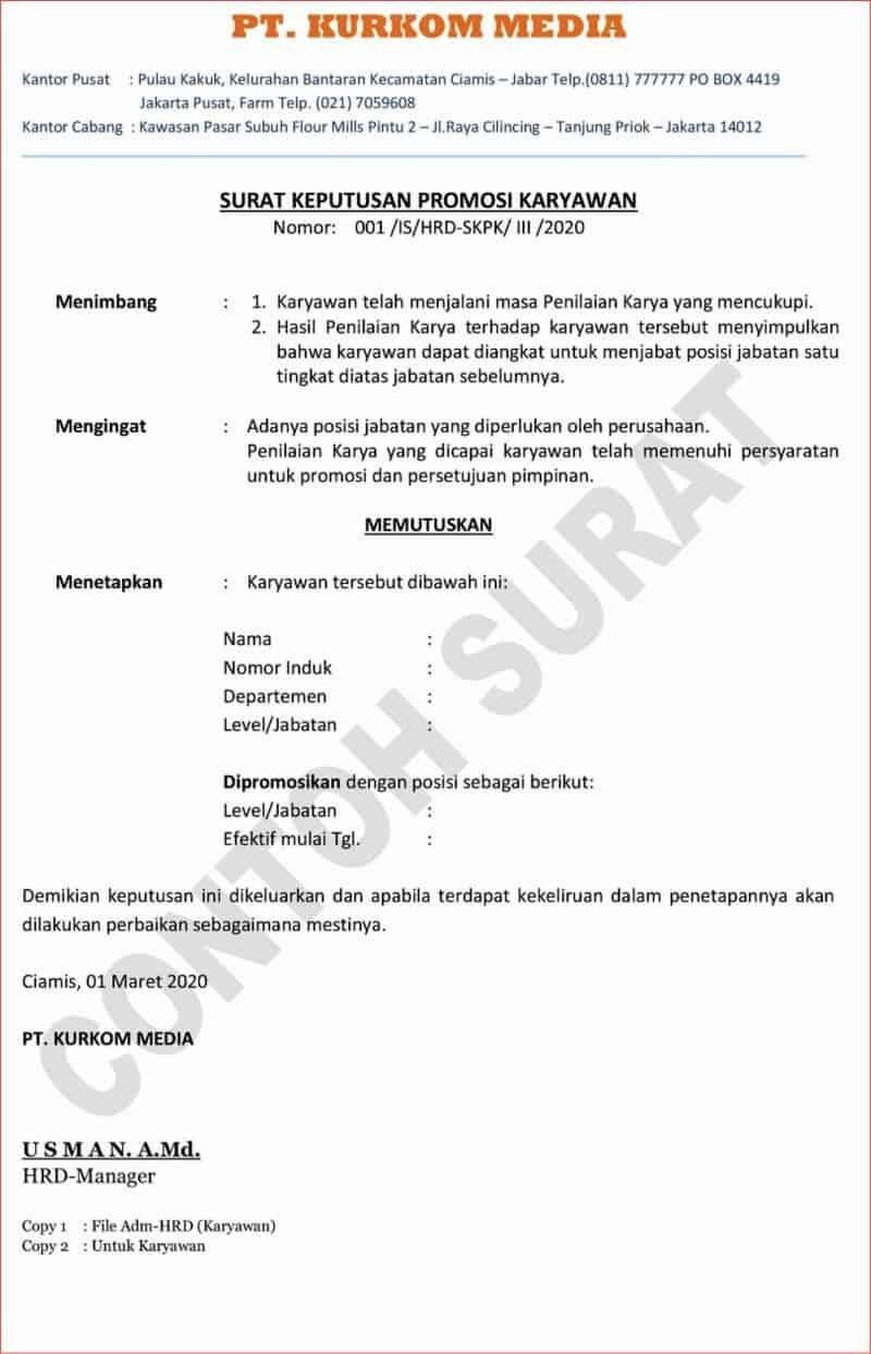Surat promosi jabatan karyawan.jpg