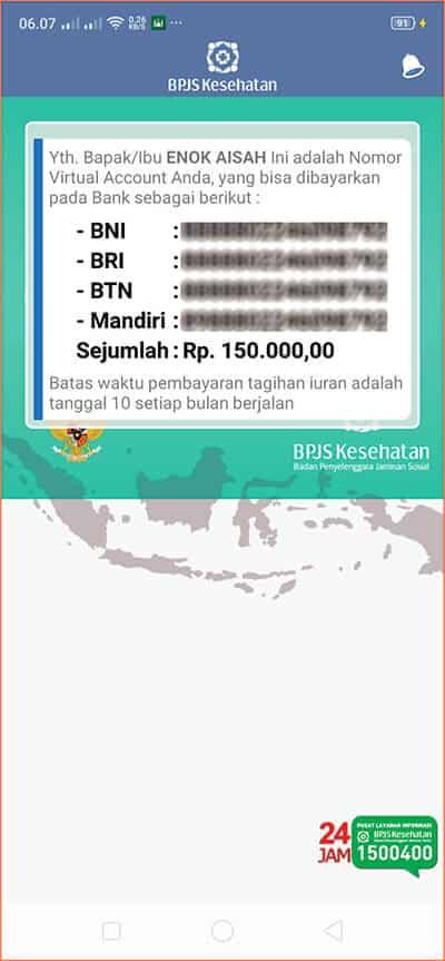 Halaman Informasi Nomor Virtual Account untuk iuran BPJS Kesehatan.jpg