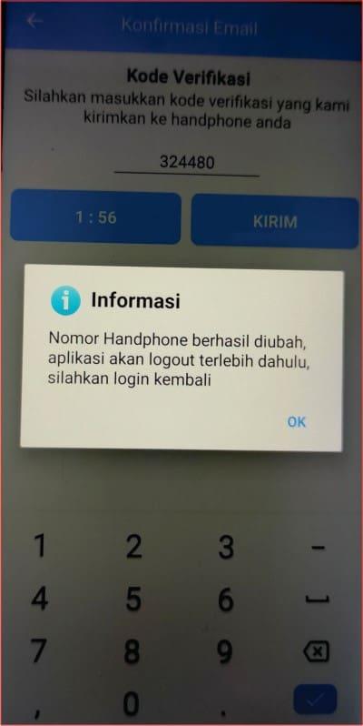 notifikasi perubahan nomor telepon aplikasi BPJSTKU.jpg
