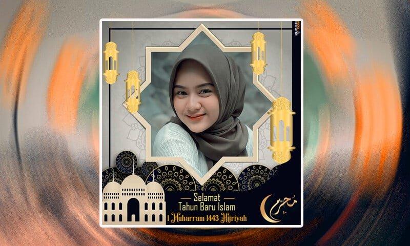 koleksi twibbon tahun baru islam 1443 Hijriah.jpg